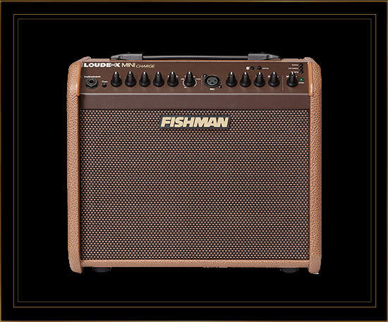 Fishman Loudbox Mini Charge Battery-Powered Acoustic Instrument Amplifier