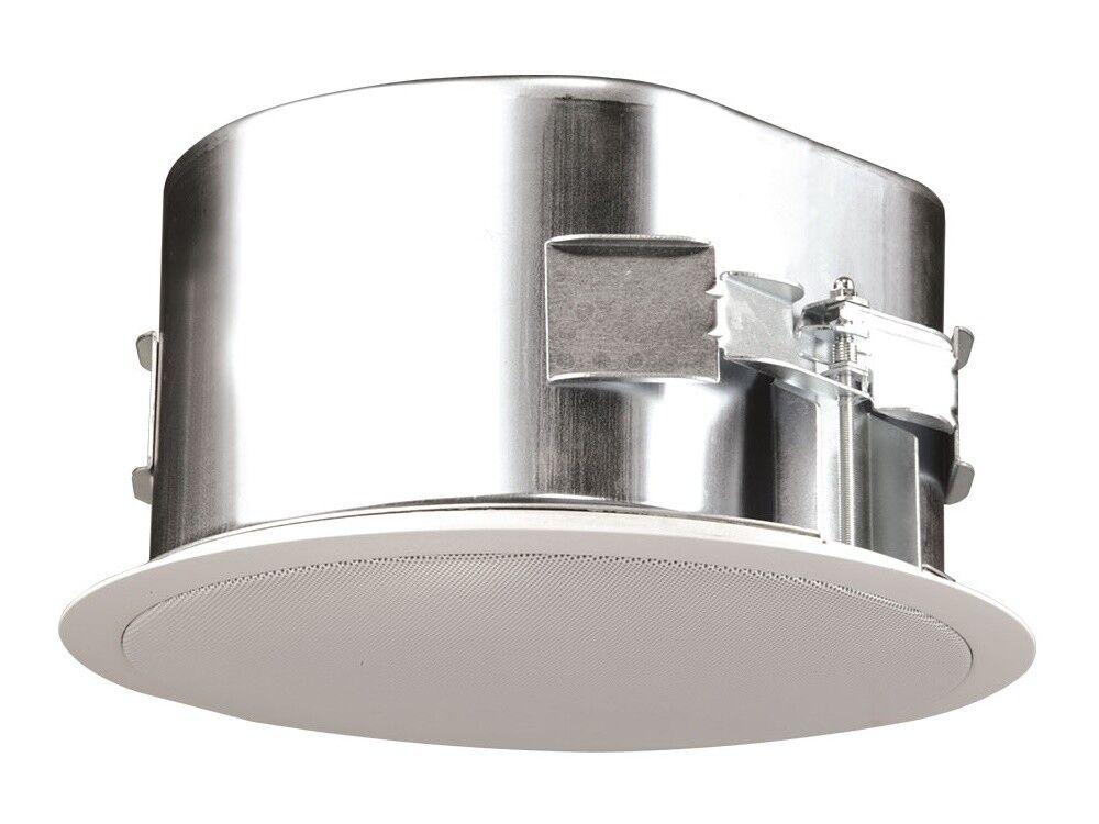 Soundtube IPD4-CM52-BGM-WH 5.25 inch Ip4-Addressable Speaker Cat5 6 System White