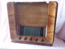 Rara RADIO EPOCA Italiana MAGNADYNE SV74 del 1938 BELLA REVISIONATA FUNZIONANTE