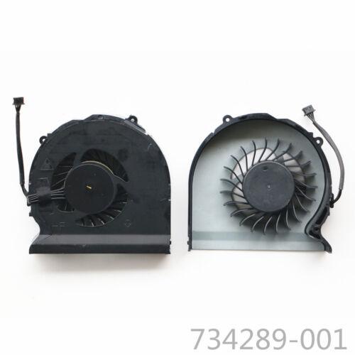 New Cpu Fan For HP Zbook 15 Cpu Cooling Fan 734289-001