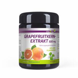 Vita2You-Grapefruitkernextrakt-500mg-120-Kapseln-45-Bio-Flavonoide