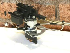 SME 3009 Series III Plattenspieler Deck abholen Tonarmbasis + SME Anschlusskabel