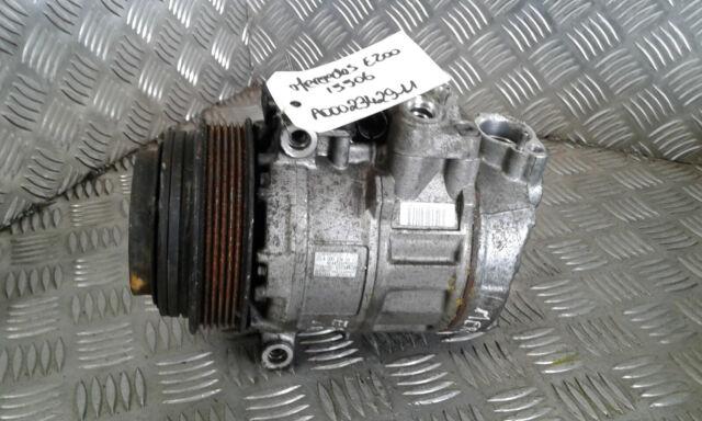 Compresseur climatisation DENSO - MERCEDES Classe E 200 CDI - A0002342911 (H)