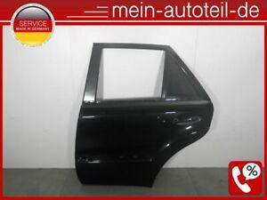 Mercedes-W164-Tuer-HL-hinten-Links-197-Obsidianschwarz-1647300105-A1647300105-D