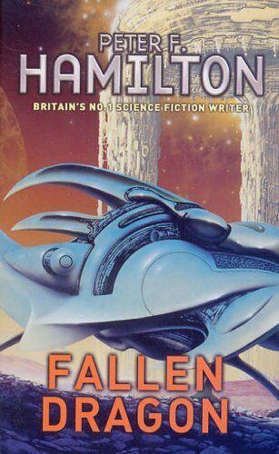 Fallen Dragon,Peter F. Hamilton- 9780330480062