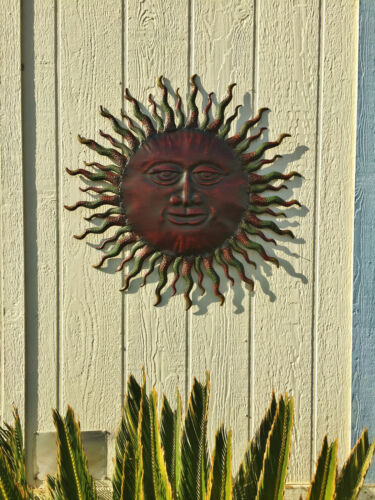 Ti Design Wall Art : Rustic recycled garden art collection on