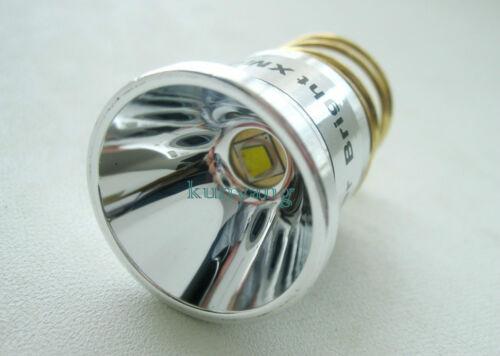 5 x 1200Lm Genuine Ultrafire CREE LED U2 1-Mode Bulb For Surefire 6p,G2,...