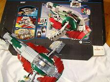 LEGO STAR WARS 8097 Slave 1 KOMPLETT wie neu jed.ohne AL, mit OVP Nr30