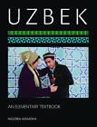 Uzbek: An Elementary Textbook by Nigora Azimova (Paperback, 2010)