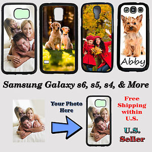 Personalized-Custom-Photo-Picture-For-Samsung-S3-S4-S5-S6-S7-S7-8-Edge-Note-etc