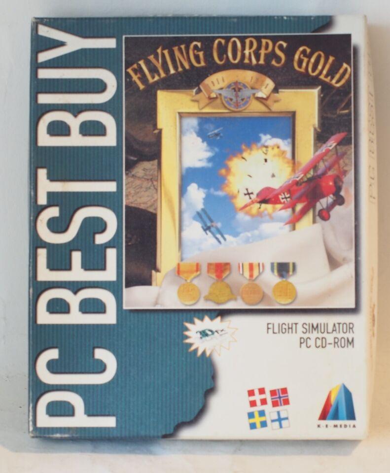 FLYING CORPS GOLD, til pc, simulation