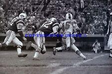 Buffalo Bills VS NY Jets 10-25-1970 8X10 Photo NFL Football  Al Atkinson