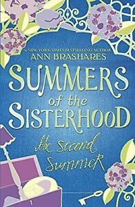 Summers of the Sisterhood: The Second Summer, Brashares, Ann, Used; Good Book