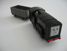 DIESEL  & TRUCK Motorised Battery Engine Wooden Train Track ( Brio Thomas Tomy