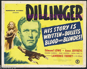 DILLINGER-TC-LAWRENCE-TIERNEY-CRIME-FILM-NOIR-MOVIES-LC-GANGSTER-LOBBY-CARD-GUNS