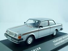 Volvo 242 GT     1978   silber metallic    /  Triple 9 Premium   1:43