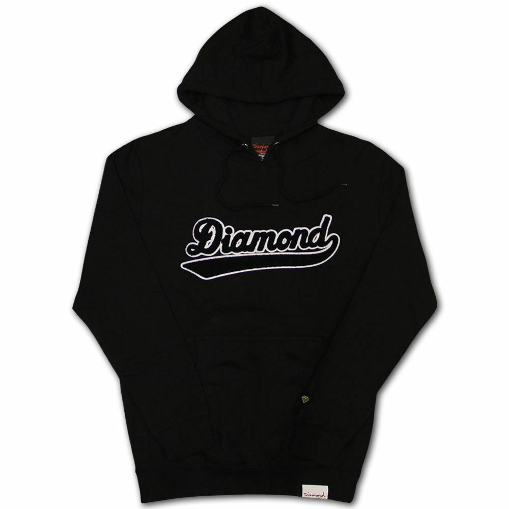 Diamond Supply Co Diamond League Hoodie Schwarz