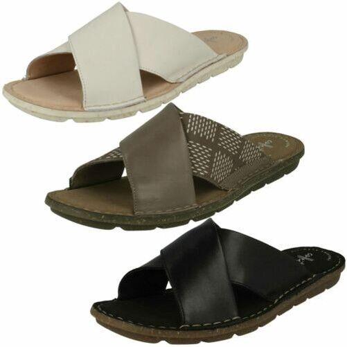 Ladies Clarks Mule Sandals Blake Sydney