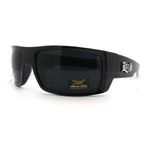 Locs Sunglasses Authentic Rectangular Shades Fashion Mens Hardcore nkX8ONPw0