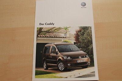 Brillant 75041 Anleitungen & Handbücher Bücher Vw Caddy Prospekt 05/2011 Kaufen Sie Immer Gut