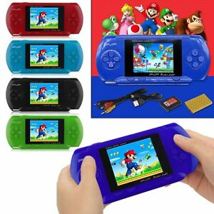 Details about PVP3000 Handheld Game Console Games Plants Zombies Mario w/  Game Card Kids Gift