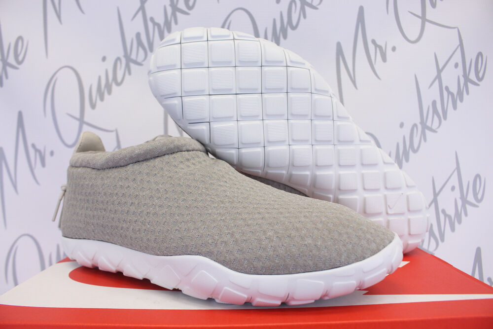 NIKE AIR MOC ULTRA BR SZ 10 PALE Gris TART OFF blanc 902777 002