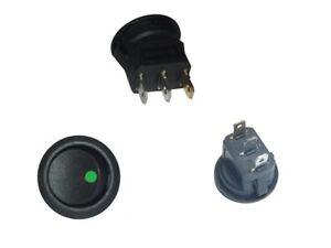 Ø20mm R9-92N-02-R Kontrol Kontrollleuchte mit Neonleuchte 230VAC konvex  Öffng