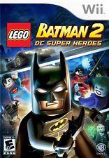 LEGO Batman 2: DC Super Heroes - Nintendo  Wii Game