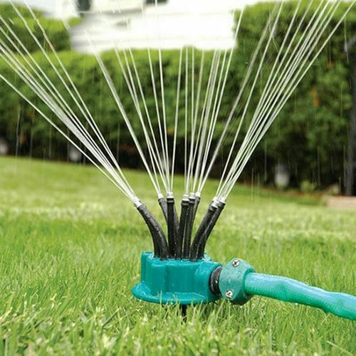 Micro Garden Lawn Water Spray Misting Nozzle Sprinkler Irrigation System G8B7