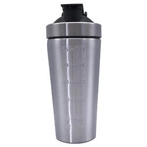 25oz-Edelstahltein-Pulver-Shaker-Mixer-Wasserflasche-Fitness-Yoga-2018