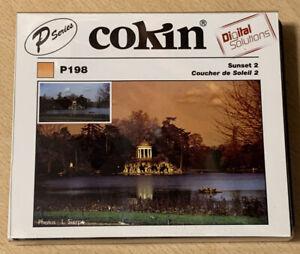 Cokin-P198-P-Series-Sunset-2-Filter-Brand-New