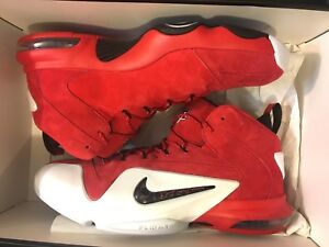 new arrivals 8f714 091a1 Image is loading NEW-NIKE-ZOOM-PENNY-VI-6-UNIVERSITY-RED-