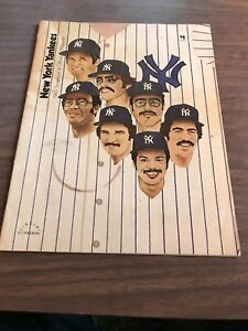 SCORED-1980-YANKEES-TIGERS-SCORECARD-AND-PROGRAM