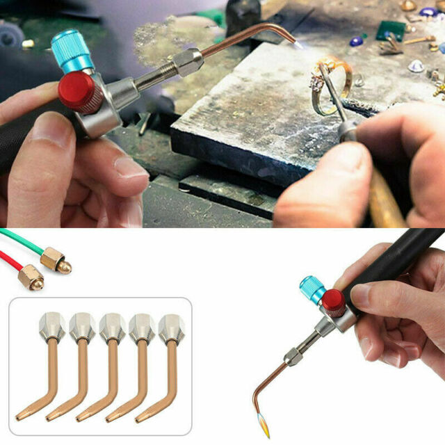 14 /& 17mm Variable Control With Pilot Flame Soldering /& Brazing Torch 10