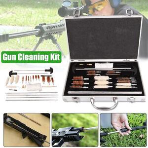 Universal Waffen Reinigungsset Waffenpflege Pistole Gewehr Gewehr Reinigungsset