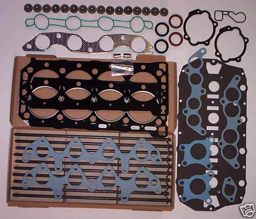 """Rover MG Lotus K Series Head Gasket Set /& Genuine /""""KAMAX/"""" Bolts inc VVC"""