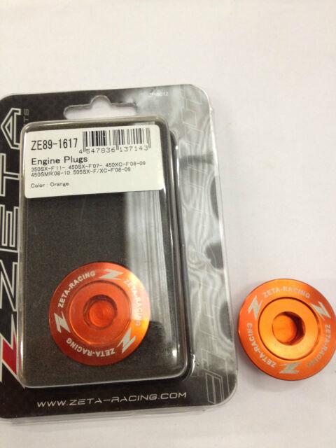 KTM 350 Sxf Xc Xcf Exc EXCF 2011-2015 ZETA MOTOR Conector Naranja