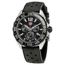 Tag Heuer Watch Formula 1 Black Dial Caz1010.ft8024 Mens #0215