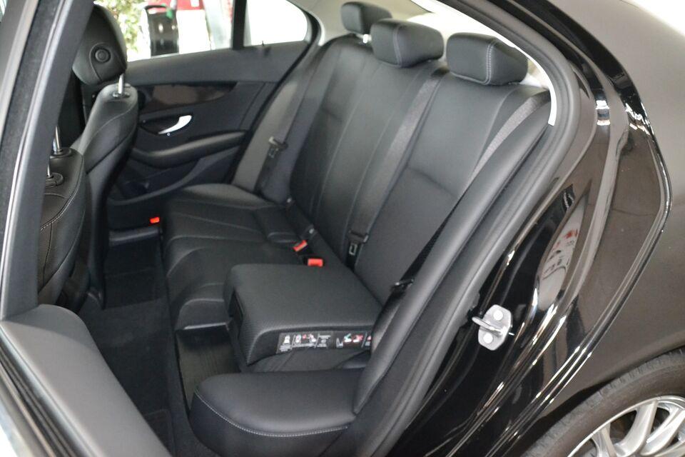 Mercedes C220 d 2,2 Business aut. Diesel aut. Automatgear