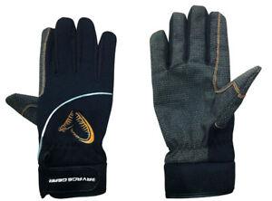Savage-Gear-Shield-Glove-M-L-XL-anglerhandschuh-landehandschuh-Guante-protector