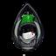 miniature 8 - Youth Kids Helmet Motocross DOT Green Black ATV UTV MX OffRoad