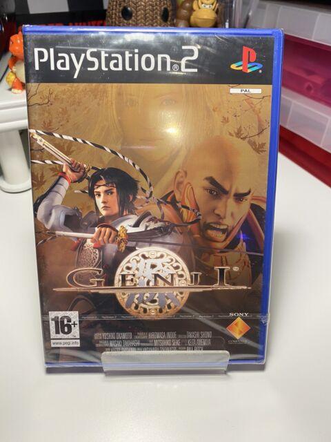Genji-Sony ps2 Playstation 2 Neu und Versiegelt PAL