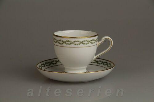 Kaffeetasse mit Untere Eschenbach Unbekannte Formen Efeuranke