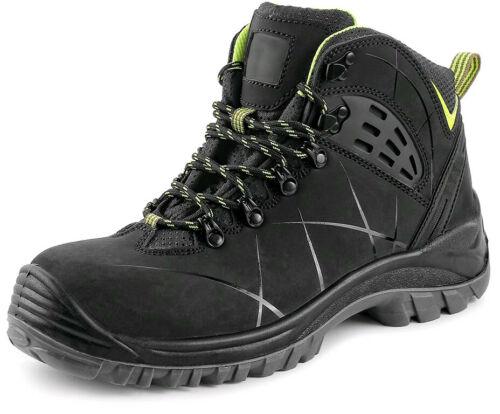 S3 Metallfreie Sicherheitsschuhe Arbeitsschuhe Schuhe Leder Baustellenschuhe S3