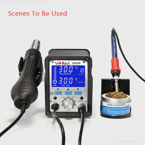995D 853D Solder Station 907I 6Pin Handle Soldering iron For YIHUA 939BD 898BD
