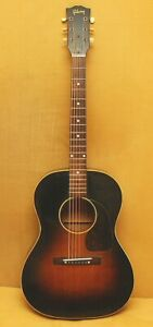 Gibson-LG-1-1953-Akustische-Gitarre-Vintage-Guitar