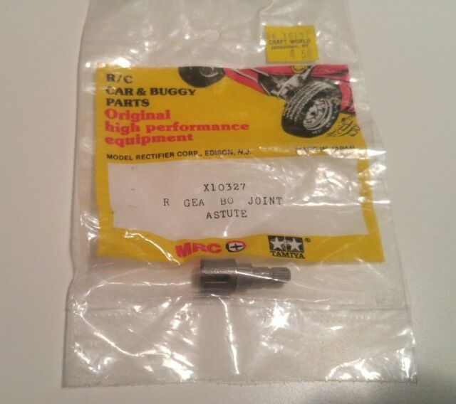 Tamiya X10327 Right Gear Box Joint Axle Outdrive Astute Hi Lux NIP Vintage RC