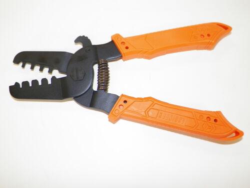 Engineer PA-21 Mini Molex Amp JST Crimp Tool Wire Terminal hand crimper Harley