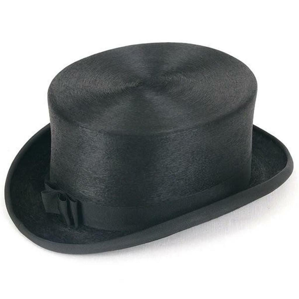 Dentons Fine Fur Felt Dressage Hat - Riding Top Hat 55 56 57 - Special Offer