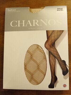 Charnos Cotton Diamond Tights